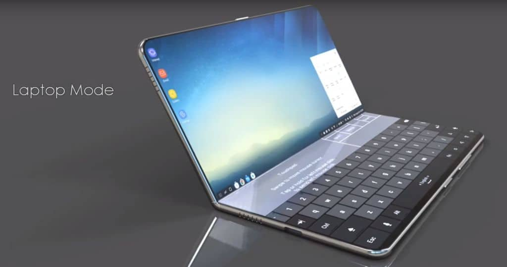 galaxy x design concept video
