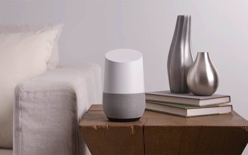 google home applications compatibles