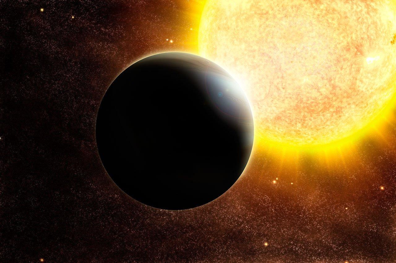 Gut bekannt Google et la NASA ont découvert un système solaire à 8 planètes  YS98