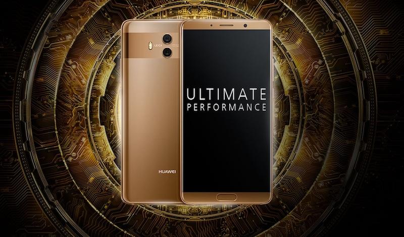 huawei ventes smartphones 2017