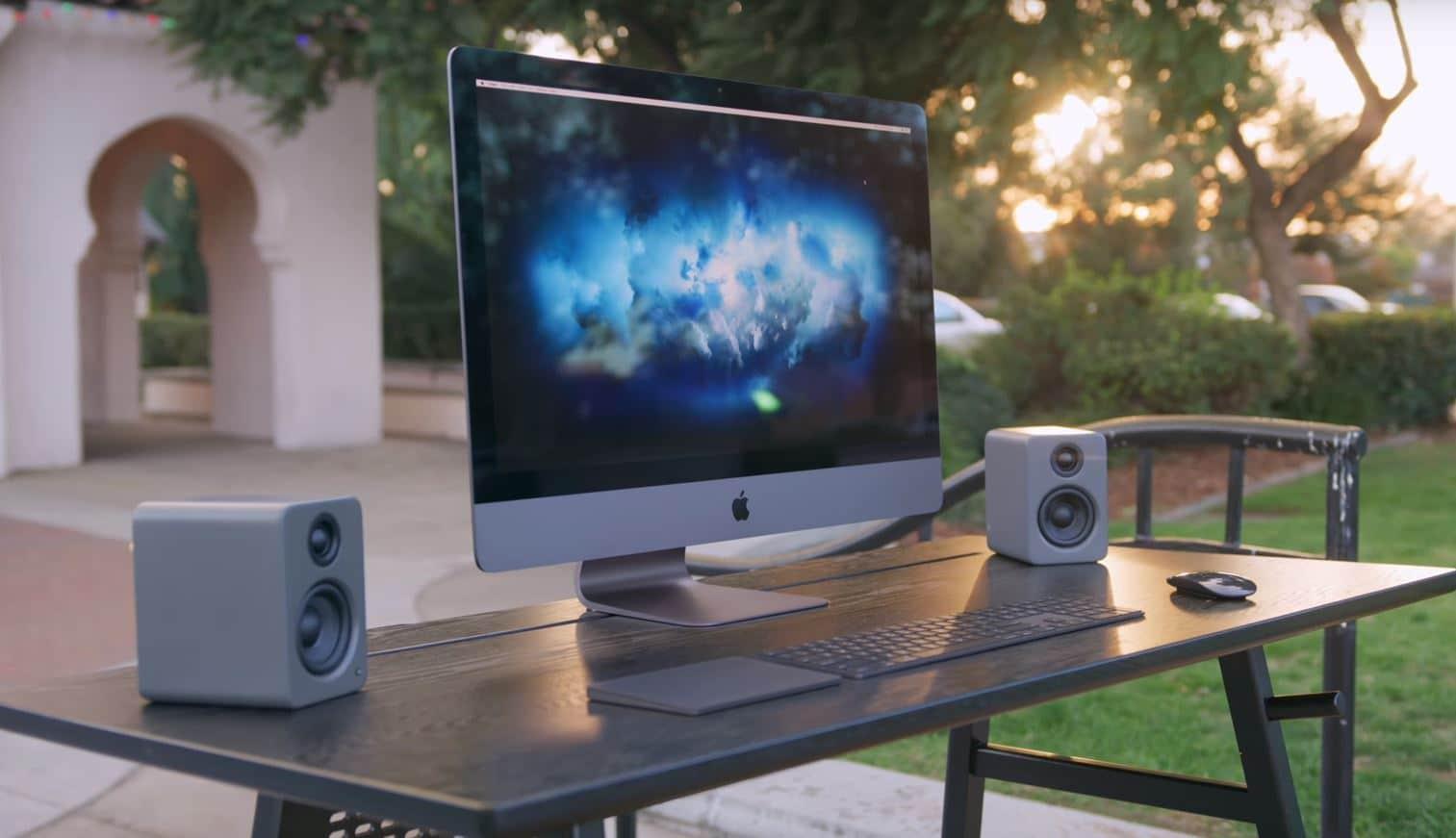 imac pro apple lance son ordinateur le plus puissant le 14 d cembre 2017 4 999. Black Bedroom Furniture Sets. Home Design Ideas