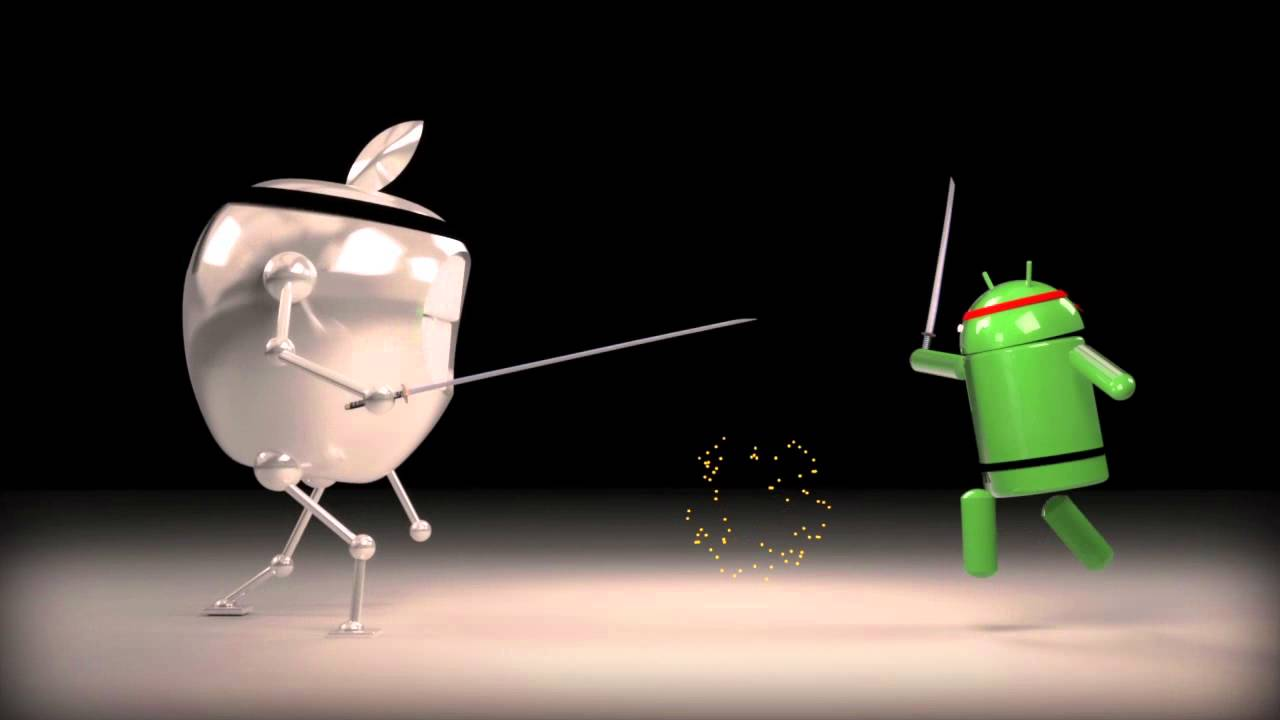 iphone vs android pourquoi apple
