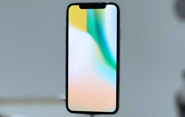 iphone x écran samsung display