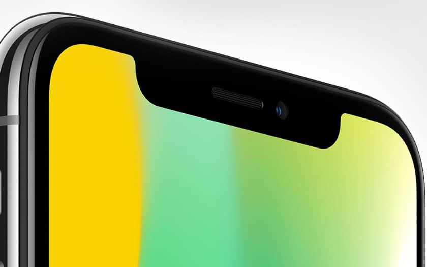 L Encoche De L Iphone X Inspire Samsung Huawei Et Lg L
