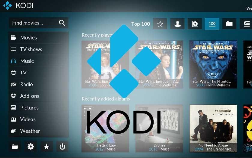 Xbox One : Kodi débarque par surprise sur la console