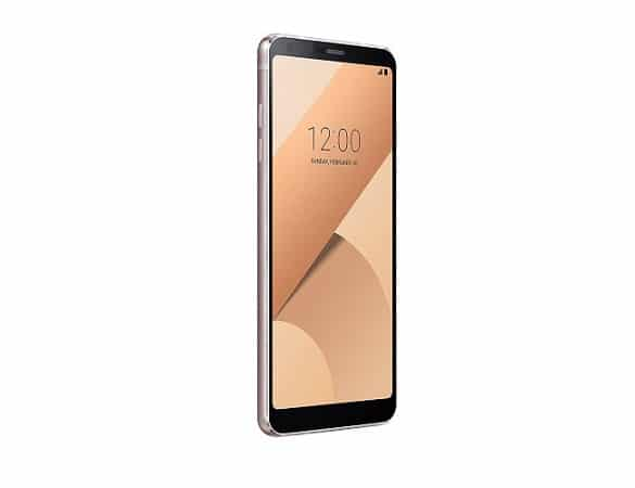 LG G6 moins cher amazon noel 2017