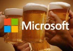 microsoft biere