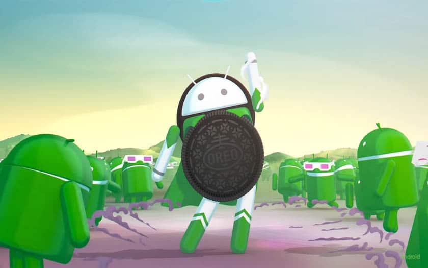 oreo 8.1 android