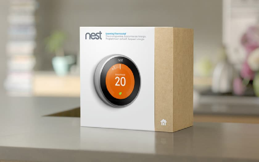 pack thermostat nest