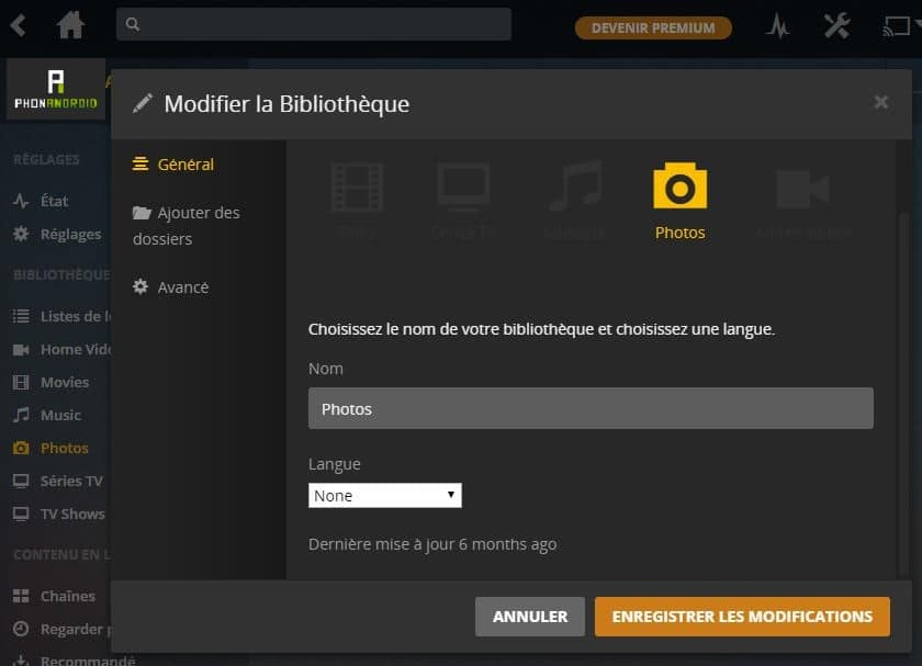 plex installer windows