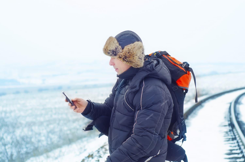 pourquoi smartphone eteint froid