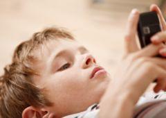 smartphones enfants