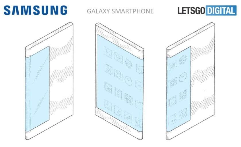 samsung galaxy double écran