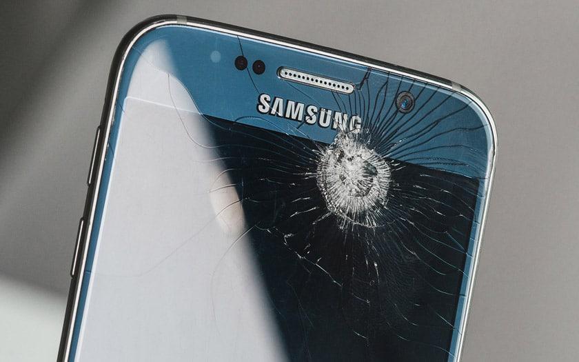 Un écran cassé pourra bientôt se réparer tout seul — Smartphone