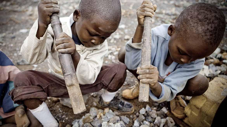 smartphones mines afrique