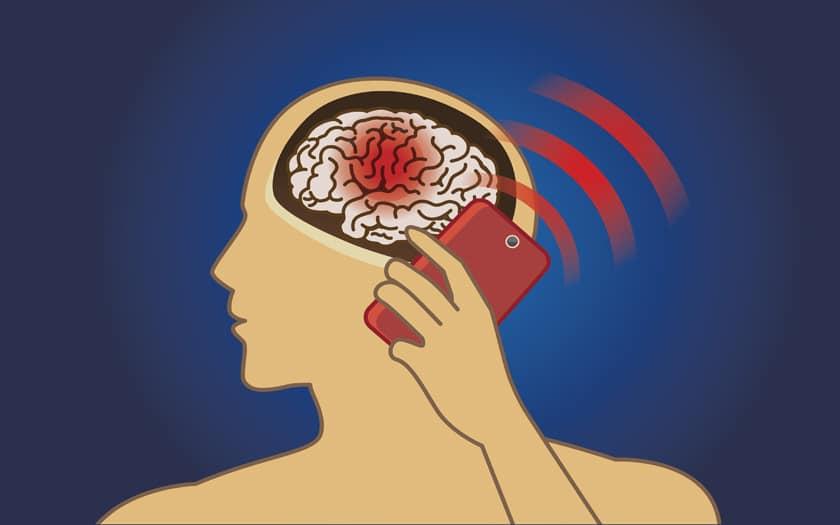 smartphones radiations
