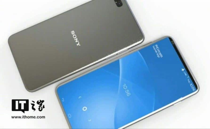 sony xperia a edge design borderless