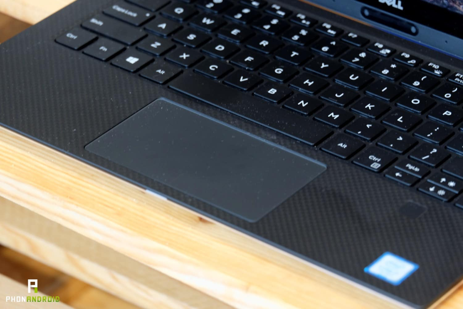 test dell xps 13 trackpad