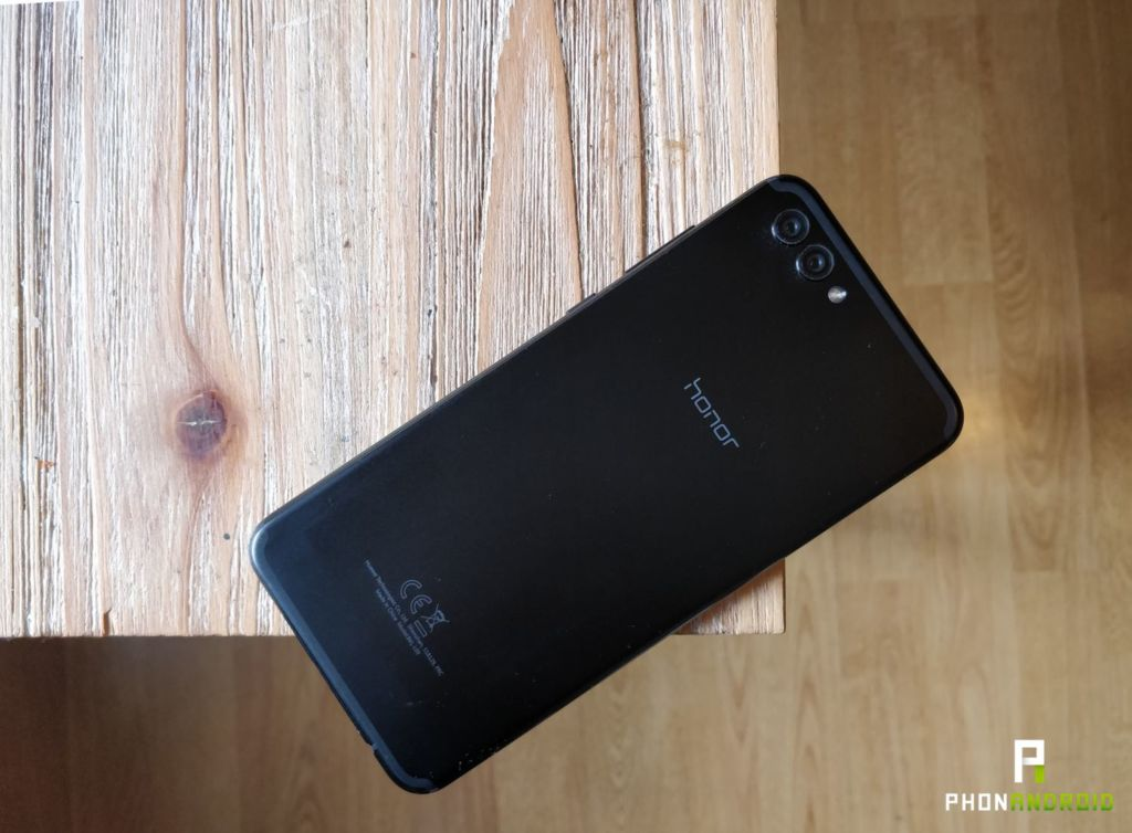 test honor view 10
