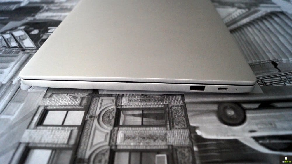 test xiaomi notebook air