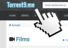 torrent9 change adresse
