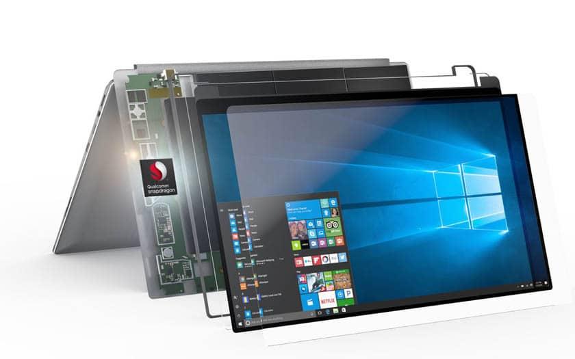 windows 10 arm qualcomm snapdragon