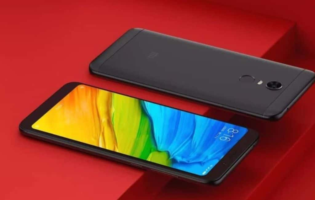 xiaomi redmi 5 plus redmi note 5