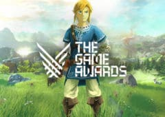 zelda breath of the wild games awards