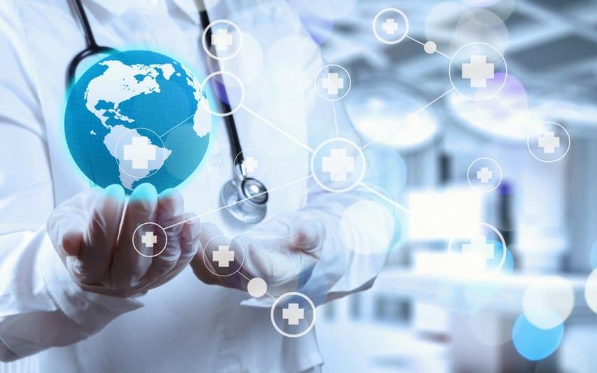 CES 2018 - santé numérique