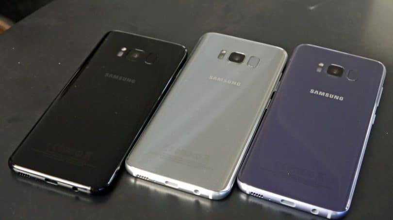 galaxy S9 mwc