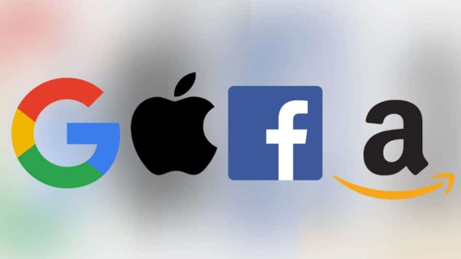 Google Apple Facebook Amazon 50000 euros