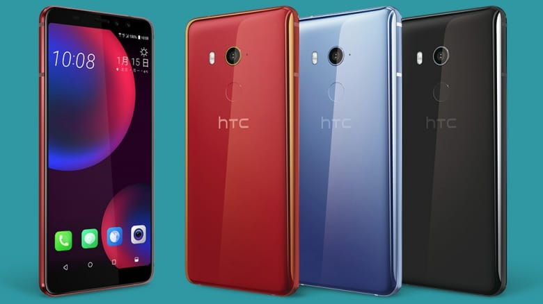 HTC U11 Eyes : l'autre smartphone à double capteur frontal