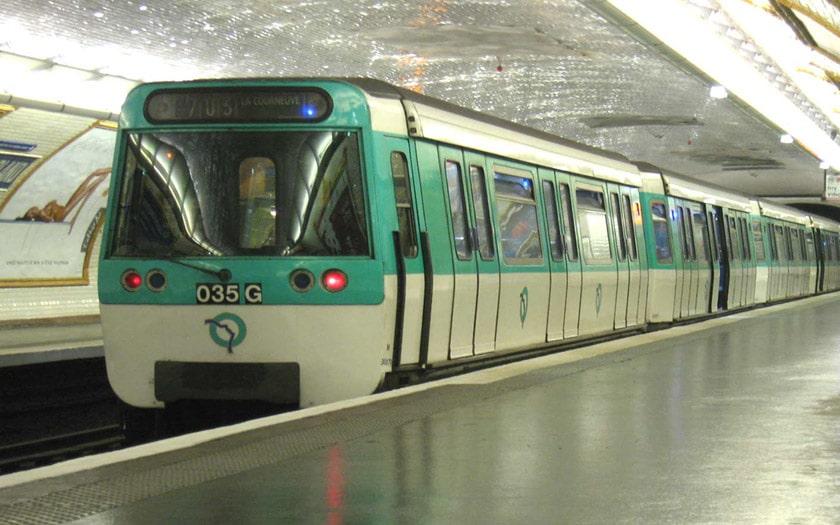Metro Paris 4g