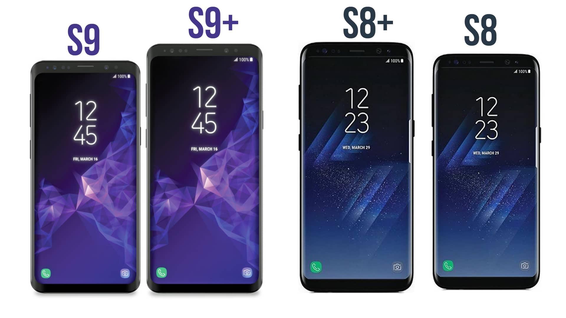 galaxy s9 et s9 evleaks d voile des rendus presse et une partie de la fiche technique