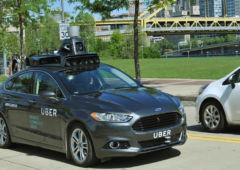 Uber voiture autonome