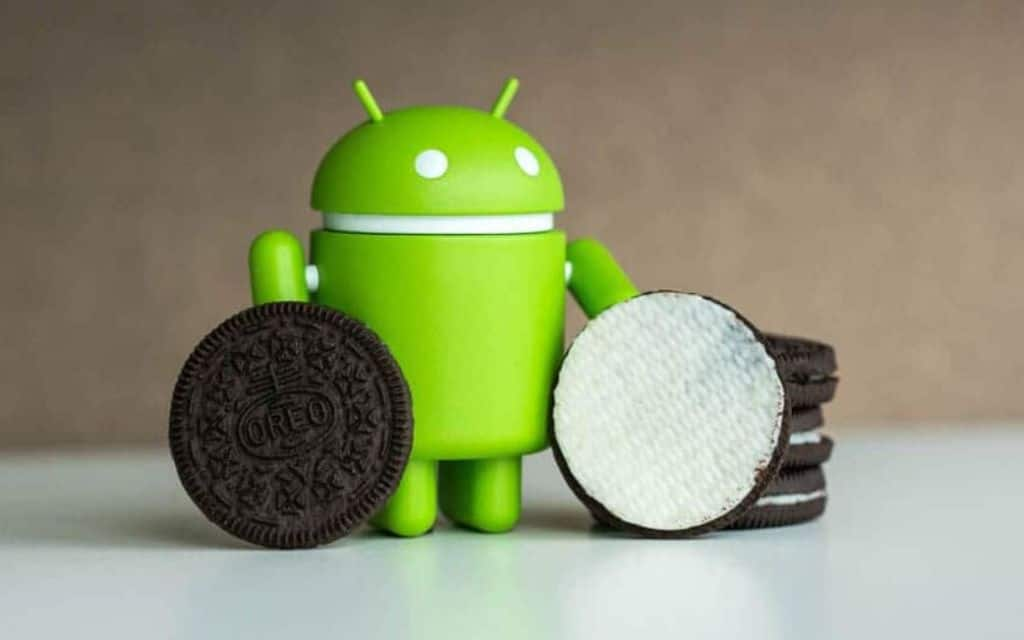 android repartition classement oreo marshmallow