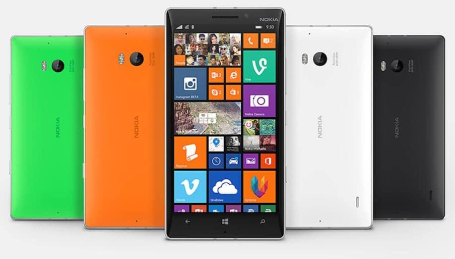android windows phone lumia