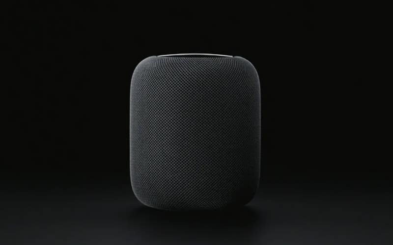 apple homepod lancement