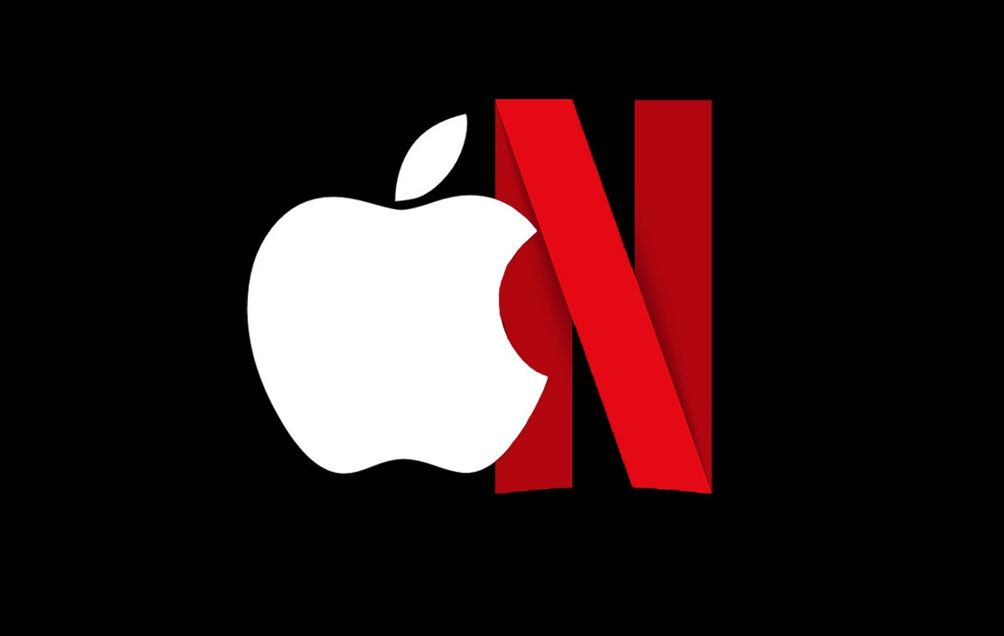 apple netflix rachat