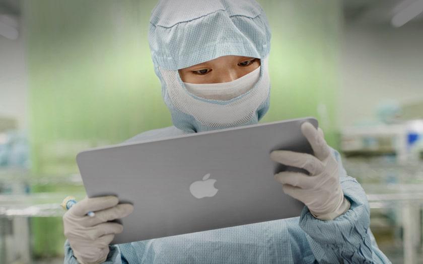 apple usine