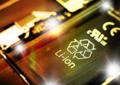 batterie li ion appareil restaure capacite