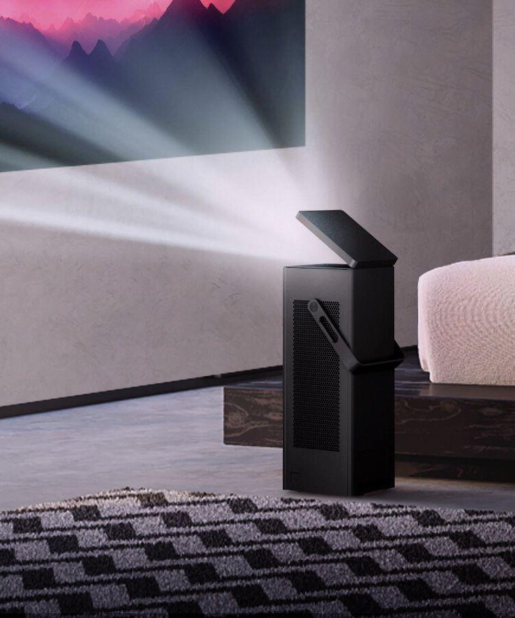 ces 2018 LG videoprojecteur 4k