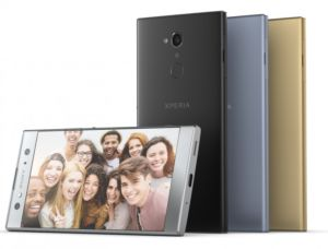 ces 2018 sony xperia xa2 ultra officiel