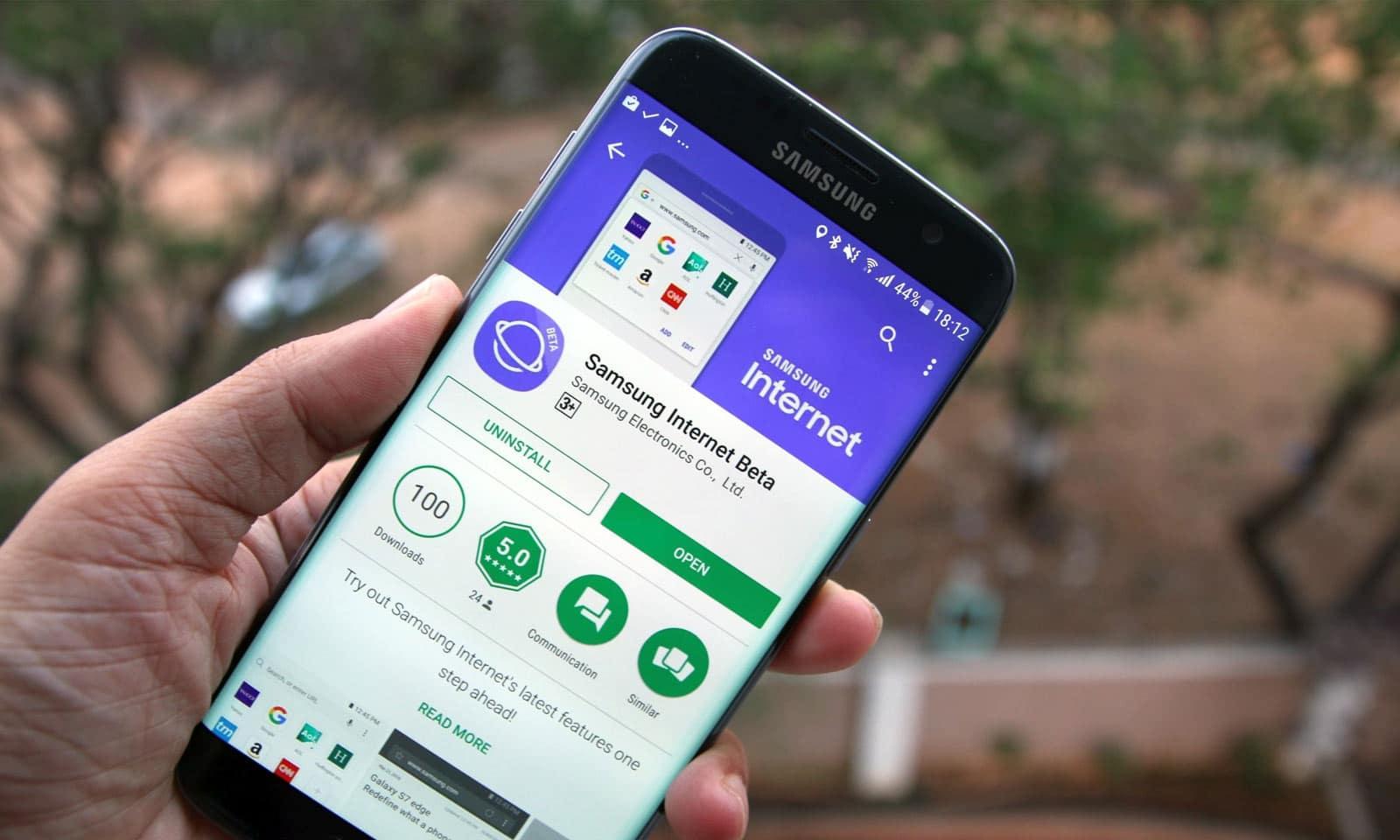 Samsung : attention à la faille critique dans le navigateur maison
