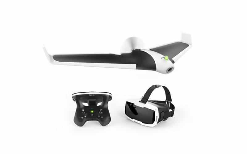 drone parrot disco à 399 euros chez la fnac et sur darty