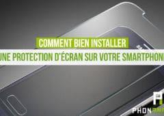 ecran protection smartphone copy
