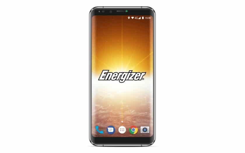energizer p600s front