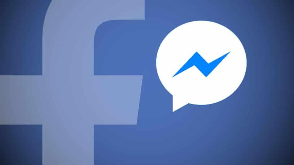 facebook messenger inferface changement
