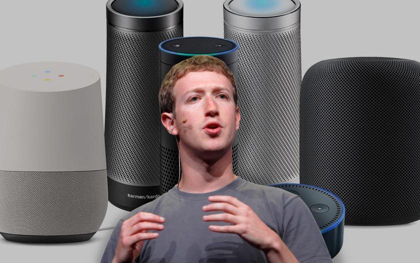 La future enceinte connectée de Facebook en fuite — Portal