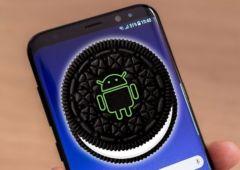 galaxy S8 android oreo fuite